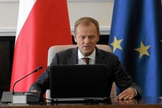 Na zdjęciu premier Donald Tusk