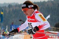 Justyna Kowalczyk podczas Mistrzostw Świata w Val di Fiemme
