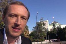 Przedsiębiorcy nie odpuszczają rządowi. Piotr Surmacki filmikiem zachęca do palenia opon i protestowania pod Sejmem