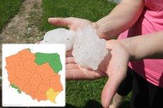 Burz z gradem spodziewajmy się na południu Polski