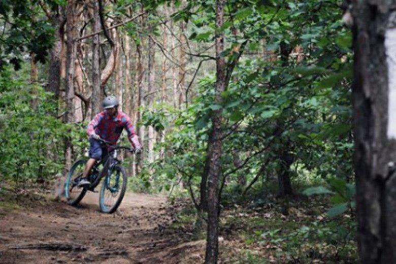 Rowerem po Mazowieckim Parku Krajobrazowym