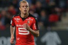 Kamil Grosicki strzelił w meczu z St-Etienne przepięknego gola.