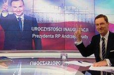 """Prowokacja dziennikarska wykazała, że politycy PiS mogą wynająć pracowników """"Wiadomości"""", jeśli zrobią to """"po cichu"""". Prezenter TVP nazwał ją """"obrzydliwą manipulacją""""."""