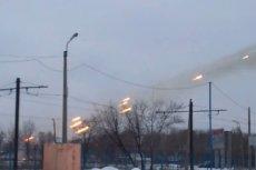 W okolicy Doniecka trwa niemal ciągły ostrzał