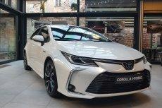 Nowa Toyota Corolla wyznacza standardy w swojej klasie.