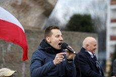 Jacek Międlar promuje Marsz w Hołdzie Żołnierzom Wyklętym.