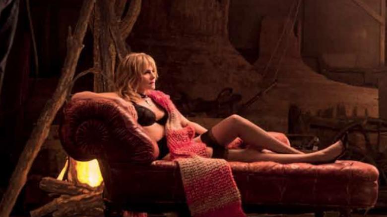 Kadr z filmu Wenus w futrze