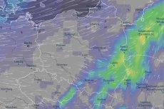 IMGW wydało ostrzeżenia pierwszego i drugiego stopnia przed burzami i silnym wiatrem.