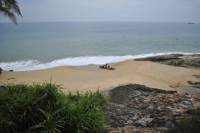 Wybrzeże Morza Arabskiego, Indie