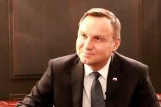 """Andrzej Duda: """"Jak dotychczas to prezes jeździł do prezydenta"""""""