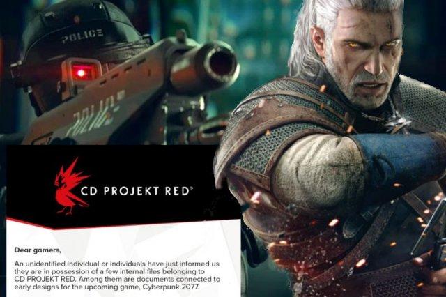 """Co ciekawe w świecie gry """"Cyberpunk"""" hakerzy to norma."""