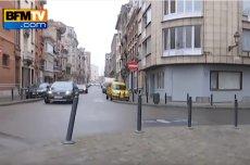 Eksplozja i strzały w Brukseli. Teren muzułmańskiej dzielnicy został zabezpieczony przez policję i wojsko