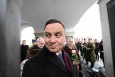 Posłanka PiS składa doniesienie do KRRiT – chce bronićczci i godności Andrzeja Dudy.