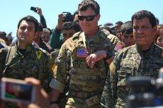 Amerykańscy żołnierze nie mogą zrozumieć, czemu mają patrzeć na śmierć kurdyjskich sojuszników.