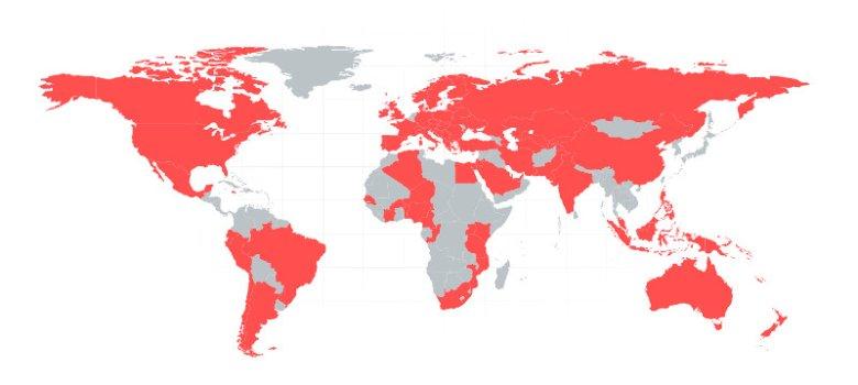 Węgierska firma TeleMedia chwali się, że jej telewizyjne programy interaktywne odbierane są prawie na całym świecie, w ponad 20 językach. Po polsku również. Przy czym nie są to programy nadawane z Polski.