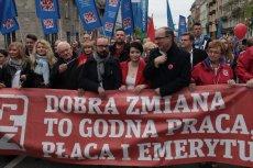 OPZZ i Solidarność apelują do rządu o podniesienie stawek rent i emerytur