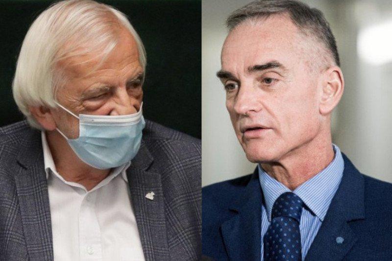 Konflikt w klubie PiS. Jan Maria Jackowski: Terlecki skompromitował Sejm | naTemat.pl