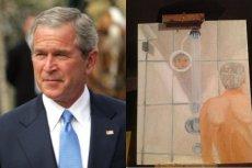 Niedawno do internetu wyciekły zdjęcia obrazów namalowanych przez Georga W. Busha.