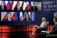 """Debata prezydencka """"Newsweeka"""" odbyła się w piątek o godz. 17."""
