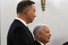 Ponad połowa Polaków uważa, że Andrzej Duda słusznie zawetował ustawę degradacyjną.