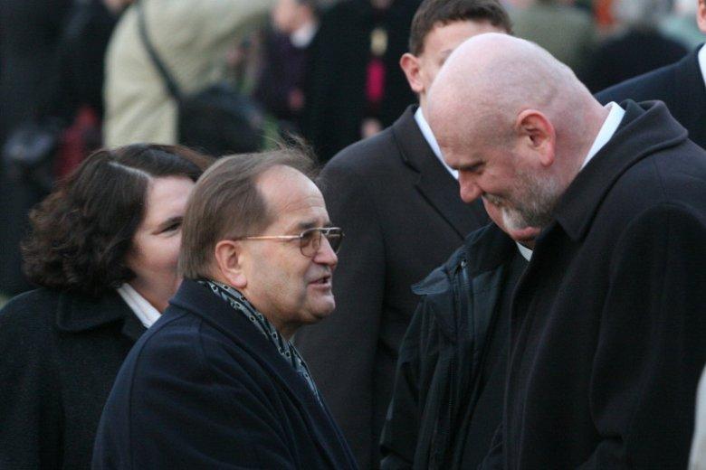 Prezydent Zaleski ma też bardzo dobre relacje z Tadeuszem Rydzykiem, szefem Radia Maryja