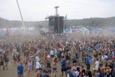 Na terenie festiwalu Pol'and'Rock znaleziono zwłoki mężczyzny.