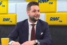 Patryk Jaki dopiekł konkurentowi w porannej rozmowie w RMF FM.