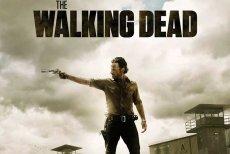 """Fragment plakatu trzeciej serii """"The Walking dead"""" / """"Żywe trupy"""