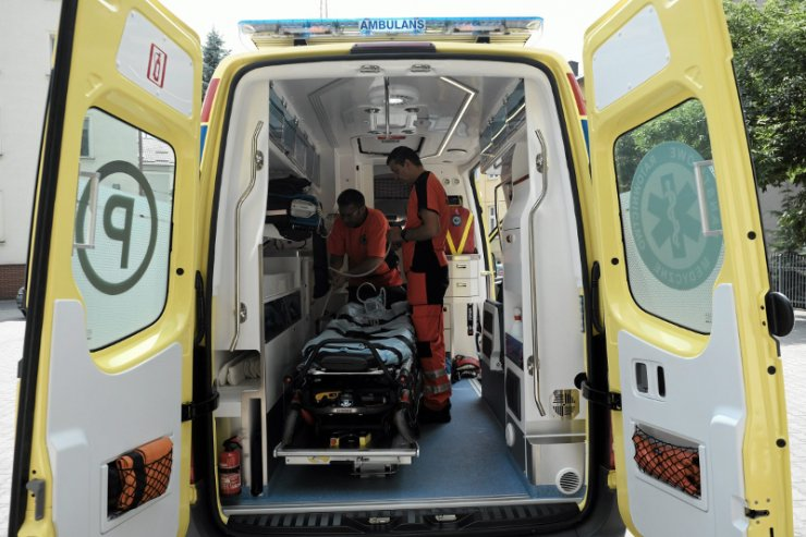 Dyżur ratownika trwa po kilkanaście godzin. W przypadku naszego rozmówcy dwanaście