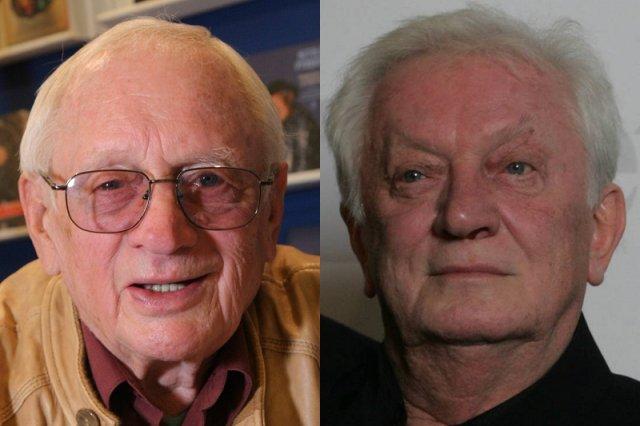 Aktorzy Witold Pyrkosz i Marian Kociniak mogą zagrać Lecha Kaczyńskiego.