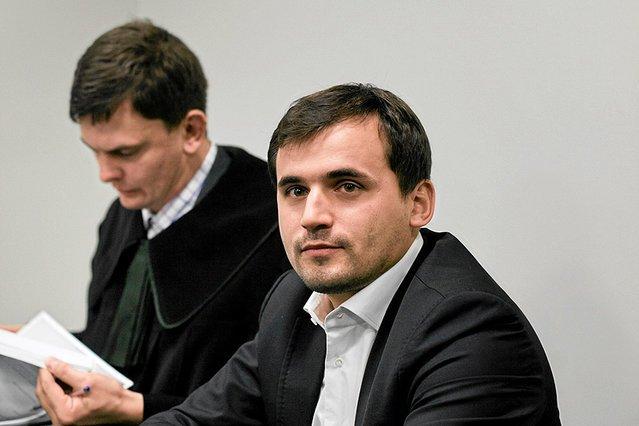 """""""Taśmy Marcina Dubienieckiego"""""""