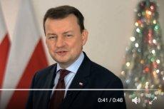 Czy świąteczny spot rządu przykryje siłową interwencję policji pod Sejmem?