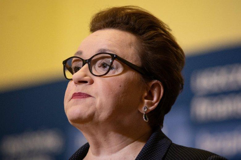 """Anna Zalewska może stracić nawet start w wyborach do Parlamentu Europejskiego. Tak twierdzi rozmówca """"Gazety Wyborczej"""" z PiS."""