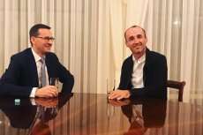 Robert Kubica na Instagramie dał do zrozumienia, że wybaczył premierowi Mateuszowi Morawieckiemu słowa o swoim wypadku.