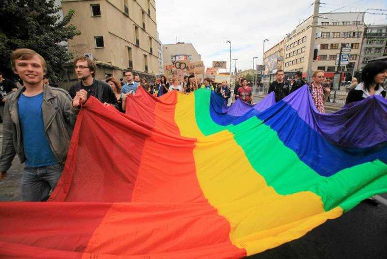 Choć Polacy deklarują tolerancję dla homoseksualistów, nie chcą, by mogli oni zawierać związki partnerskie.