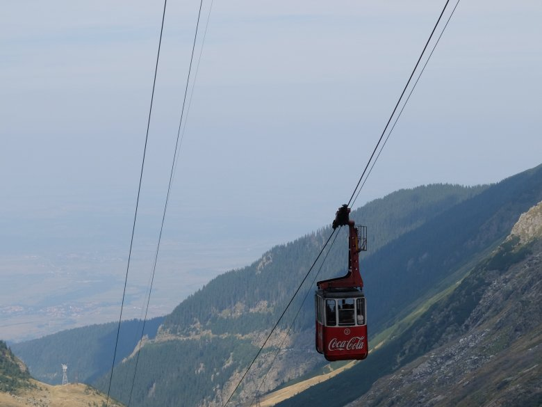 Transylwania, trasa Transfogarska, Rumunia