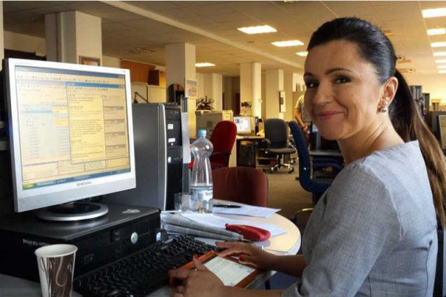 """Beata Tadla usłyszała, że """"nie pasuje do nowej koncepcji 'Wiadomości'""""."""