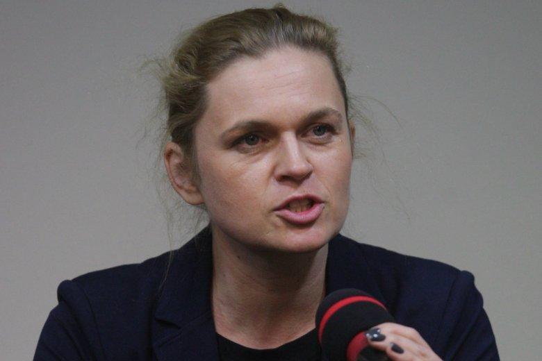 """Barbara Nowacka wyjechała na ferie, podczas gdy w całej Polsce odbywa się """"Czarna środa"""""""