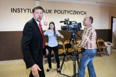 Rada Wydziału Politologii UMCS odmówiła habilitacji markowi Migalskiemu.