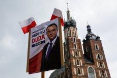 Obecny prezydent Andrzej Duda nie uzyskał najwyższego wyniku w I turze wyborów prezydenckich w stolicy Małopolski, gdzie się urodził i wychował.