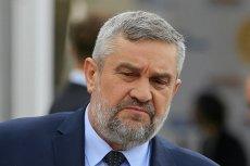 Minister Ardanowski chce, aby bobry były uznane za zwierzęta jadalne.