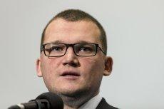 Paweł Szefernaker życzył Stanisławowi Gawłowskiemu oczyszczenia się z zarzutów.
