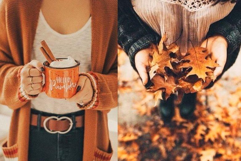 Jak jesień, to tylko na Instagramie