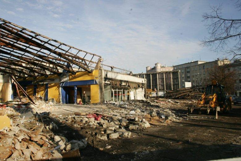 Supersam nie dotrwał do naszych czasów. Budynek rozebrano w 2006 roku.