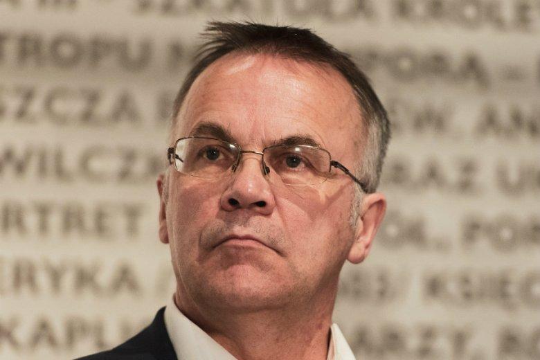Jarosław Sellin starał się wyjaśnić protesty wyborcze PiS, jakie partia złożyła w sześciu okręgach senackich.