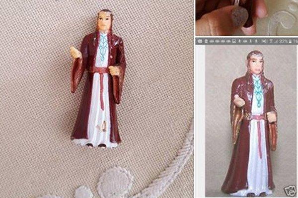 Prababcia Gabrieli Brandão latami modliła się do figurki, którą uważała za św. Antoniego.
