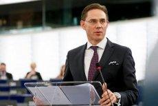 Jyrki Katainen, wiceszef Komisji Europejskiej ostrzega Polskę. Najbliższe decyzje UE mogą Warszawę zaboleć.