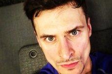 Przemiana aktora, Mateusz Damięcki pokazał jak można się zmienić w ciągu zaledwie dwóch tygodni.