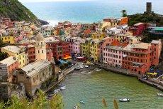 Cinque Terre to jedno z najpiękniejszych miejsc na świecie.
