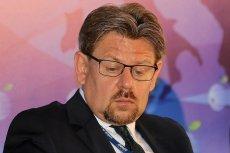 """Piotr Misiło skrytykował liderkę Nowoczesnej na łamach """"Rzeczpospolitej""""."""